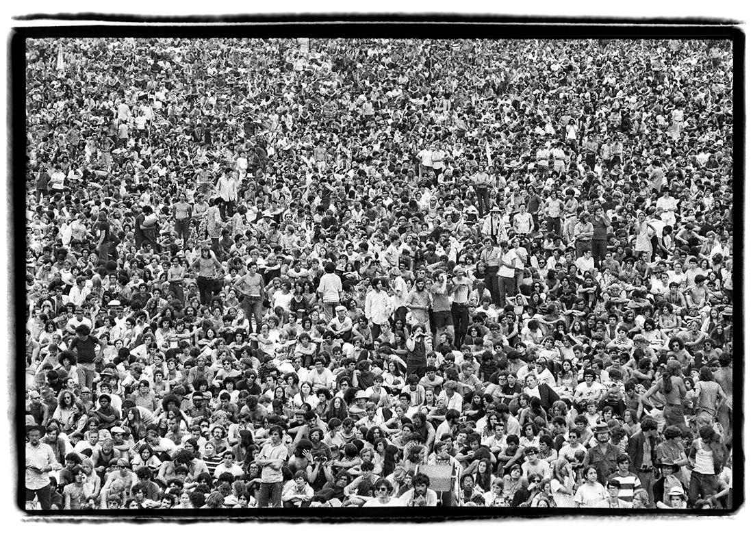 Woodstock foto di Amalie R. Rothschild