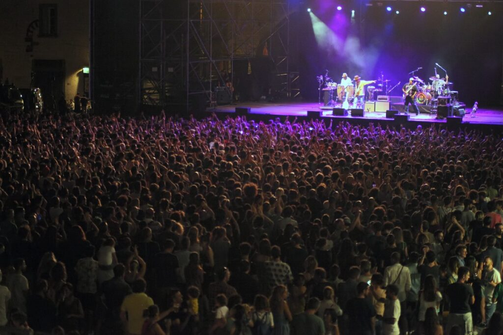 Ben Harper Pistoia Blues Festival 2019