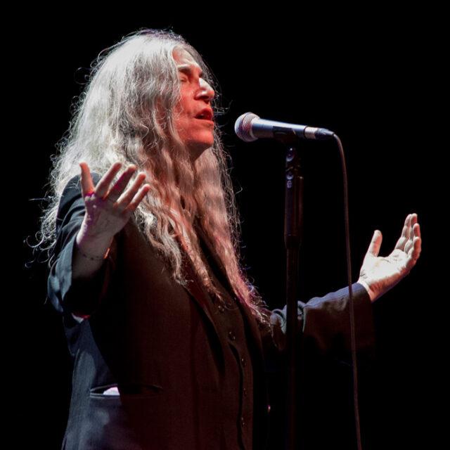 Patti Smith live