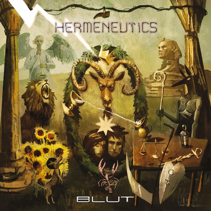 "Blut ""Hermeneutics"""