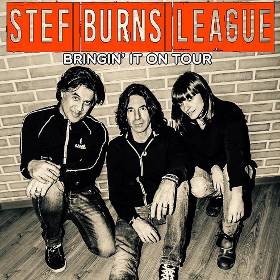 Stef Burns League