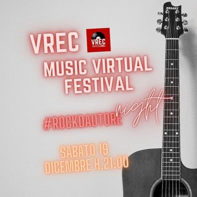 VREC MUSIC VIRTUAL FESTVAL
