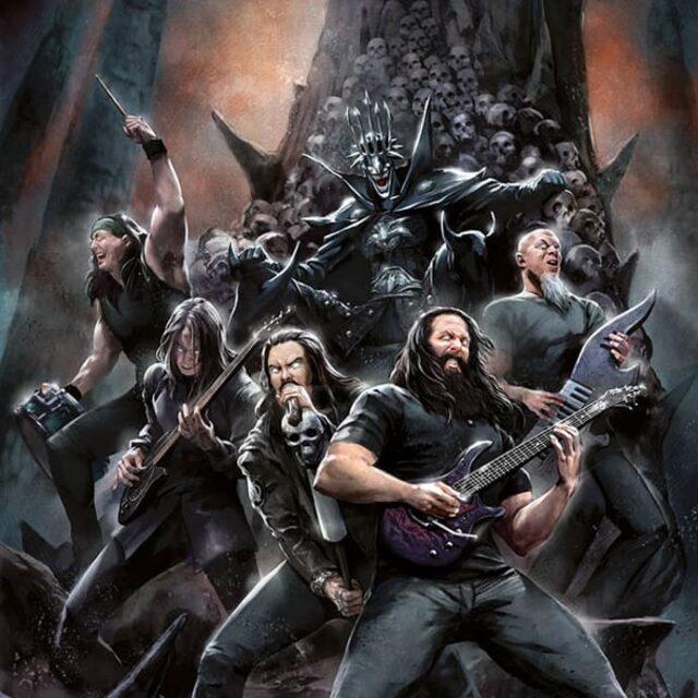 Batman Death Metal Band Edition