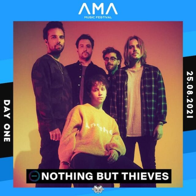 Nothing But Thieves concerto Italia 2021