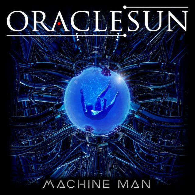 "Oracle Sun ""Machine Man"""