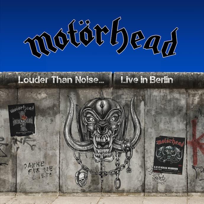motorhead live in berlin