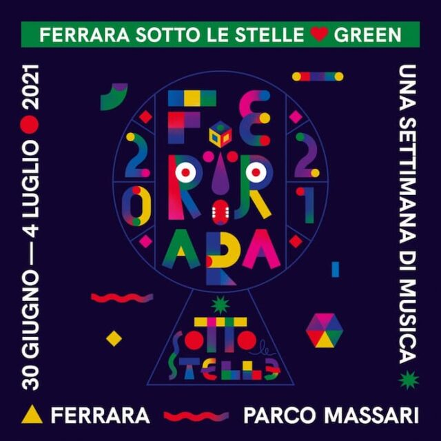 Ferrara sotto le stelle 2021