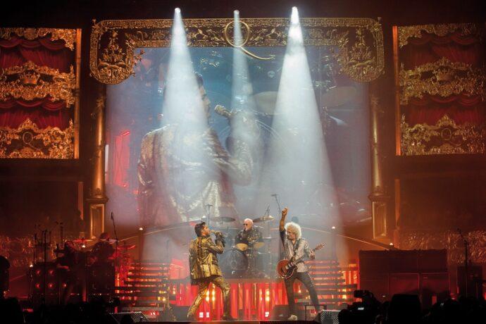 Queen Adam Lambert ph Bojan Hohnjec