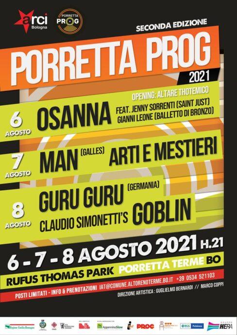 Porretta Prog